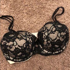 Victoria's Secret Intimates & Sleepwear - Victoria's Secret Balconet Lace Bra 32D